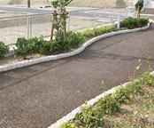 道路 駐車場 舗装 外構 基礎 店舗 エクステリア 四日市